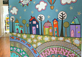 mural affordable wall murals enjoyable cheap wall decals south