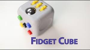 Fidget Cube Fun Or Stressful