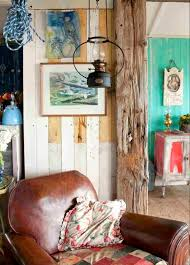 Weathered Beach Cottage Decor Ideas