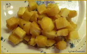 cuisiner panais recette panais glacés à la sauce soja recette panais glacés à la