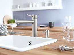 Grohe Concetto Kitchen Faucet Manual by Grohe 31453dc1 Concetto Single Handle Pullout Spray Kitchen Faucet