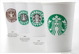 Starbucks Unveils A New Logo