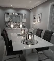 Dining Room Decor Room Dinning Modern Dining Chairs With Wheels