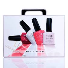 Cnd Led Lamp Australia by Cnd Shellac Trendy Collection Starter Pack Trial Kit 4 Vibrant
