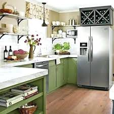 Counter Depth Refrigerator Dimensions Sears by Cool Above Fridge Cabinet 3 After Fridge Counter Depth Canada