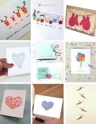9 idées de cartes de vœux à faire soi même carte de voeux trop