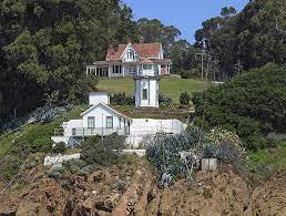Alameda Christmas Tree Lane by Lighthouses Of The U S Northern California