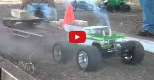 RC Truck Tug Of War Gone WILD! Ford Vs Chevy! – Speed Society