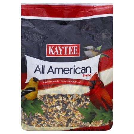 Kaytee Wild Bird Food, American Blend, 5-Lbs.