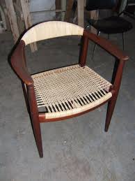 Recaning A Chair Back by Caning Rush Splint Wicker Seagrass Chair Weaving