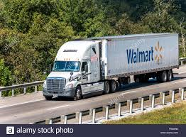 Walmart Semi Tractor Trailer On The Interstate Highway Stock Photo ... Walmart Loblaw Join Push For Electric Trucks With Tesla Semi Orders Transportation Freightliner Cascadia Evolution Day Flickr Dump Truck And Wader Together Used Sale In Concept Trucks Are Shaping The Future Of Trucking Up In Phandle 62115 Canyon Tx Trucking Companies Heres How To Grow Your Fleet Hint Think Like Advanced Vehicle Experience Youtube Woman Hits Five Parked Cars At Clarksville On Saturday Driver Becomes Nations 2015 Driving Champion The Worlds Best Photos And Walmart Hive Mind