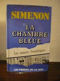 la chambre bleue simenon georges simenon lot de 7 livres d édition originale 1963 1967