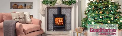 104 Wood Homes Magazine Get The Look Chesterfield 5 Burning Stove Featured In Good Stovax Gazco