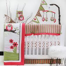 trend lab 3 piece northwoods crib bedding set hayneedle