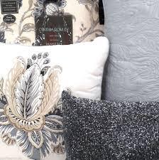 Cynthia Rowley Bedding Twin Xl by Amalfi Jacobean Floral Duvet Cover U0026 Pillows 6pc Set Cynthia