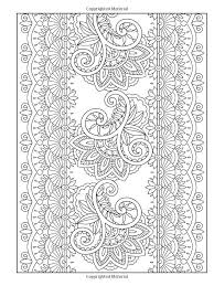 Creative Haven Mehndi Designs Coloring Book