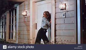Laurie Strode Halloween 1978 by Jamie Lee Curtis Halloween 1978 Stock Photo Royalty Free Image