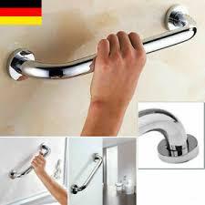 badezimmer badewanne wc edelstahl handlauf haltegriff dusche