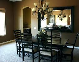 Buffet Mirror Mirrors Dining Room In Over Decorative Ideas For Above Mirrored Cabinet