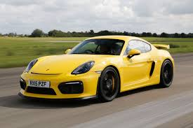 Porsche Cayman GT4 2015-2016 Review (2018) | Autocar