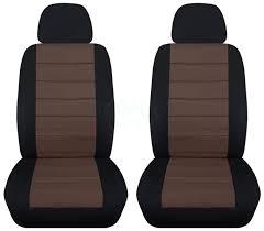 100 Custom Truck Seat Covers Amazoncom 2Tone Car W 2 Separate Headrest