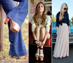 How To Wear Seventies Style Clothing