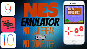 PLAY NES GAMES ON IOS 10 and IOS 9 PERMANENT METHOD NO