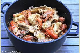 cuisiner des ecrevisses poulet aux ecrevisses les recettes de joséphine