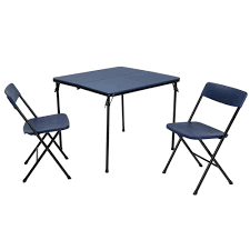 Cosco 3-Piece Dark Blue Fold-in-Half Folding Table Set Gocamp Portable Folding Table Chair Set Outdoor Camping Pnic Bbq Stool Max Load 120kg From Xiaomi Youpin 10pack Advantage 5 Ft Round White Plastic 10dadycz152rgwgg Granite Chairs Transportation Kit For Diner En Blanc Beach Table And Chair Set Cosco 5piece Square Intellistage Lweight 4x8 Dj Platform Package With 30 Replace Your Old Folding Tables Chairs Ace Hdware On Hand Expand Modern Ding Phi Villa 3 Piece Pink Patio Steel Chairsmetal Bistro Fniture The Alzare Raising Coffee Lifetime 5piece Safe Foldinhalf
