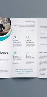 Brochure Templates In Microsoft Word 2010 Trifold Template New Tri Fold