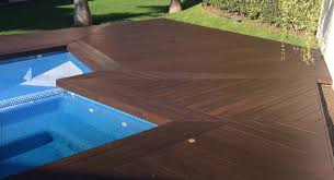 Wood Decking Boards by Bamboo Deck Suppliers Wood Decking Boards Manufacturers Dubai