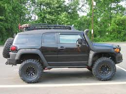 How Much Lift Would You Say This Truck Has? - Toyota FJ Cruiser Forum
