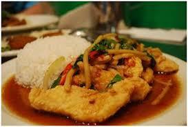 cuisine poisson facile recette facile de poisson filet de poisson aux pommes