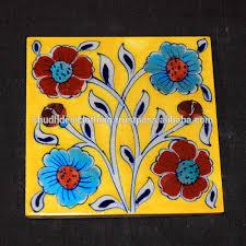 Buy Handmade Blue Pottery Tiles In Jaipur