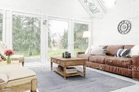 rustikales wohnzimmer interior stockfoto und mehr bilder altertümlich