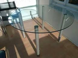 glastisch rund 120 cm ebay kleinanzeigen