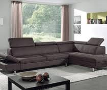 canap d angle en tissu canapé d angle marron en tissu sofamobili