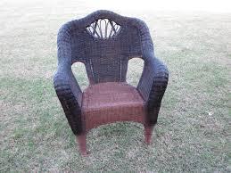Wicker Chairs DIY Redo Sondra Lyn at Home