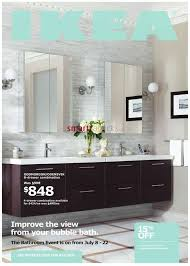 Illuminated Bathroom Mirror Cabinets Ikea by Best 25 Ikea Bathroom Lighting Ideas On Pinterest Bathroom