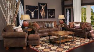 Brown Couch Living Room Design by Living Room Inspirations Gallery Furniture