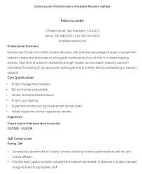 Executive Assistant Resumes Examples