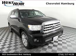 Used 2017 Toyota Sequoia Limited For Sale In Buffalo | Near ... 2010 Toyota Tundra 4wd Truck Grade Wiamsville Ny Area Honda Bradleys Autoplace Buffalo New Used Cars Trucks Sales Service Native American Heritage In Visit Niagara Zamboni Olympia Ice Resurfacing Equipment Repair Food Tuesdays Vegetarian 2012 Ford E350 Van Box In York For Sale 2018 Cat Lift Gc55k N Trailer Magazine Alden Your Source For Trailers And Liberty Motors Vtg Colctible Used Mckaighatch Autotruck Tire Chain Tool