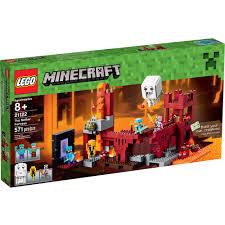 Minecraft Bedding Walmart by Lego Minecraft The End Portal 21124 Walmart Com