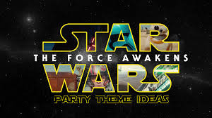 Star Wars Room Decor Uk by Party Theme Ideas U2013 Star Wars The Force Awakens Sternberg Clarke