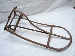 Antique Horse Saddle Bracket Holder Rack Harness Hook Equestrian