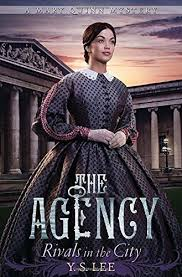 The Agency Rivals In City By Y S Lee