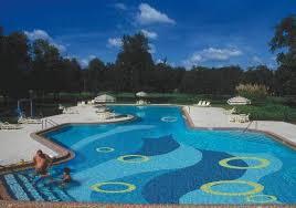 vintage swimming pool tile home design ideas