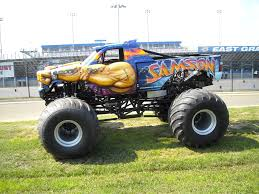 Samson | Monster Trucks Wiki | FANDOM Powered By Wikia China Quarry Tyre 205r25 235r25 Advance Samson Brand Radial 12x165 Samson L2e Skid Steer Siwinder Mudder Xhd Tire 16 Ply Meorite Titanium Black Unboxing Mic Test Youtube 8tires 31580r225 Gl296a All Position Truck Tire 18pr High Quality Whosale Semi Joyall 295 2 Tires 445 65r22 5 Gl689 44565225 20 Ply Rating 90020 Traction Express Mounted On 6 Hole Bud Style Tractor Tyres Prices 11r225 Buy Radial Truck Gl283a Review Simpletirecom
