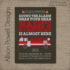 Trend Of Fire Truck Birthday Party Invitations Sansalvaje Com ... Fire Truck Firefighter Birthday Party Invitation Cards Invitations Firetruck Themed With Free Printables How To Nest Book Theme Birthday Invitation Printable Party Invite Truck And Dalataian 25 Incredible Pattern In Excess Of Free Printable Image Collections 48ct Flaming Diecut Foldover By Creative Nico Lala