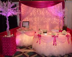 Quinceanera Decorations For Hall by Sbd Events The Event Specialist Teen Party Expo 2011 Party